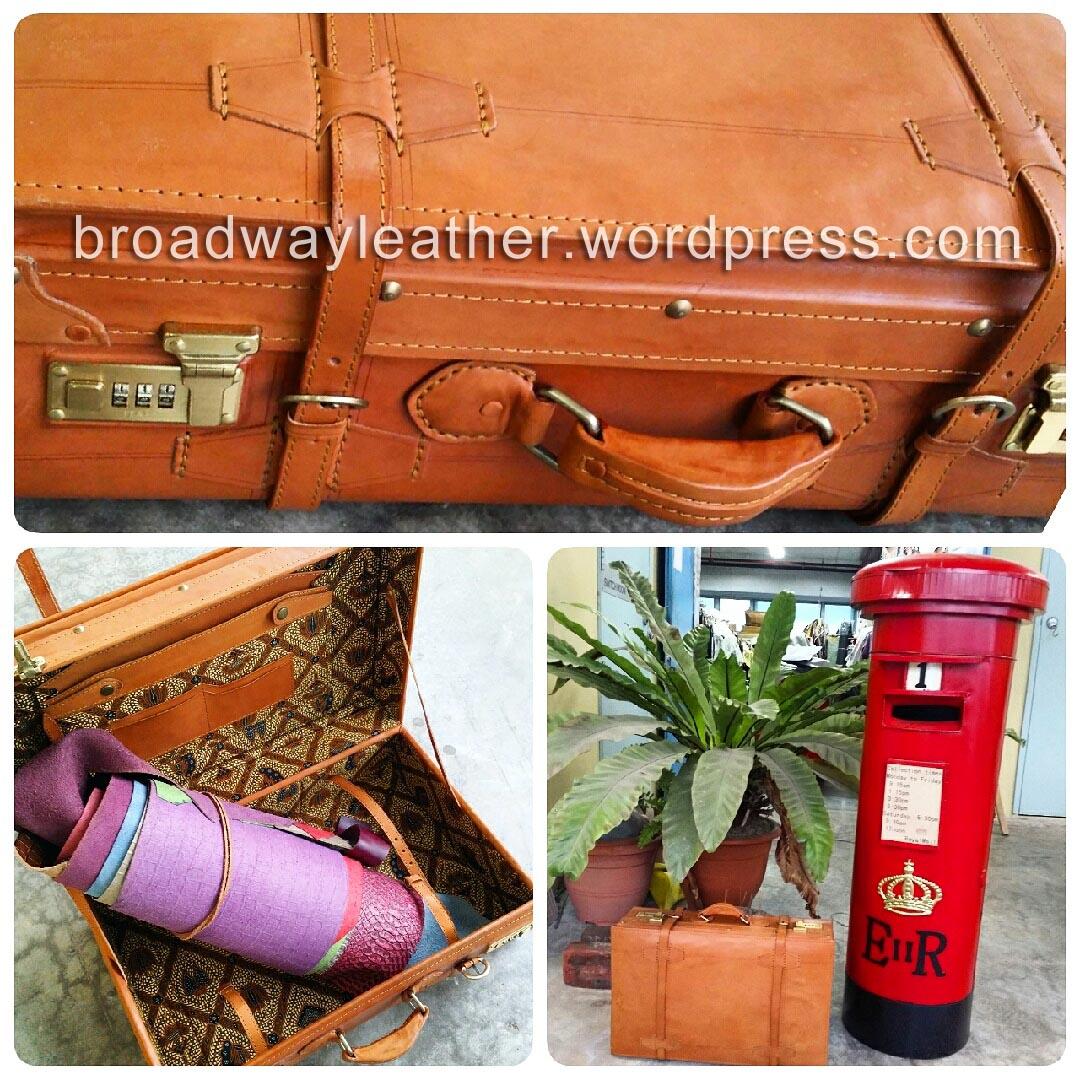 vintage suitcase singapore